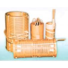 Обмотка трансформатора 180 кВА алюминий, низкое напряжение №2197825-2267230