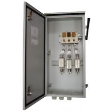 Ящик с рубильником без предохранителей ЯВЗ 32-1 №1910640-1970976