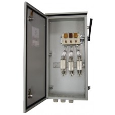 Ящик с рубильником с предохранителями ЯВЗ 31 №1909880-1970192