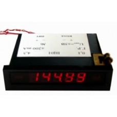 Миллиамперметр Щ02.04 №1166410-1203244